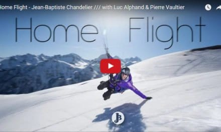 "Video: ""Home Flight"" von Jean-Baptist Chandelier"
