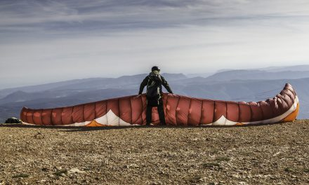 Which is the right paraglider?