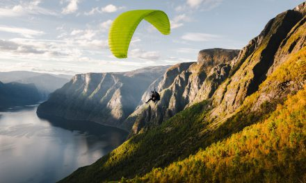 What is paragliding?